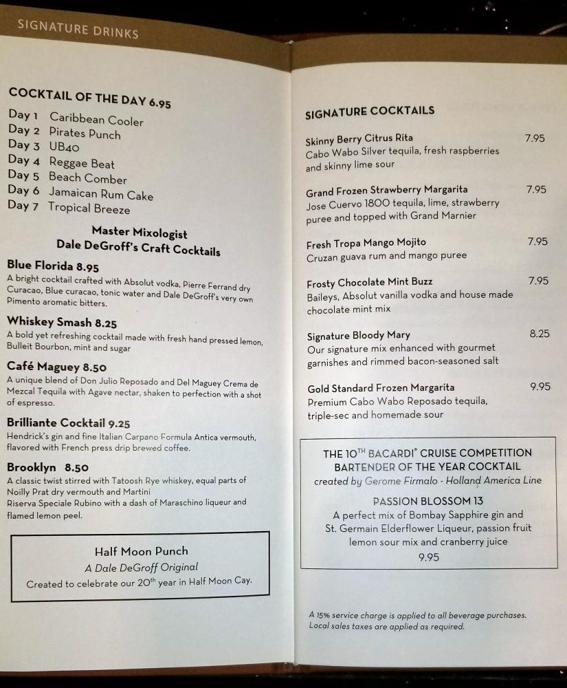 Holland america nieuw amsterdam bar menu november 2017 cruisehabit httpscruisehabitsitesdefaultfiles publicscrutiny Image collections
